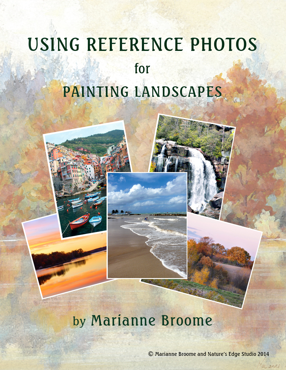 Using Reference Photos for Painting Landscapes